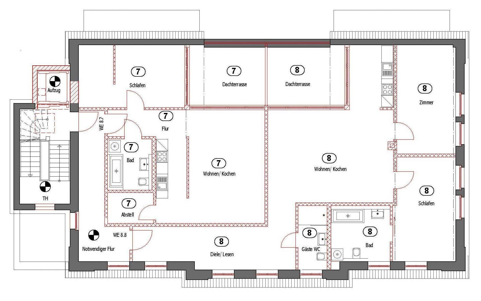 generalsanierte eigentumswohnungen in putbus auf r gen s dwestimmobilien. Black Bedroom Furniture Sets. Home Design Ideas